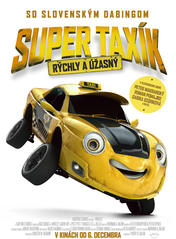 film Super Taxík (2018)