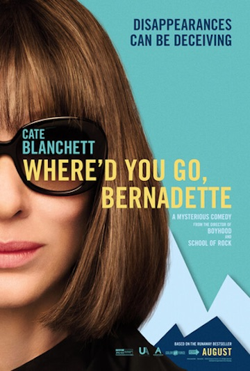film Where'd You Go, Bernadette (2019)