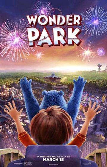 film Čarovný park (2019)