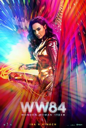 film Wonder Woman 1984 (2020)