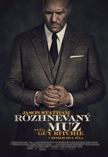 film Rozhnevaný muž (2021)