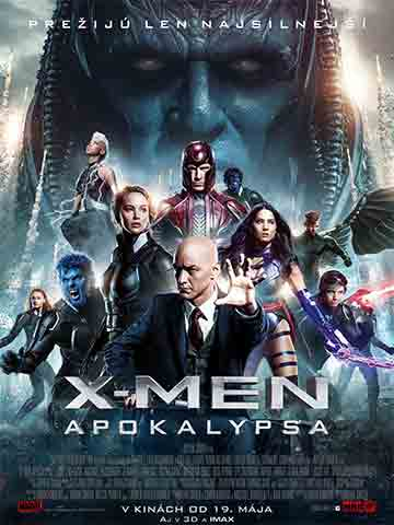 film X-Men: Apokalypsa (2016)