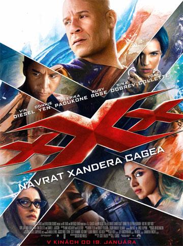 film xXx: Návrat Xandera Cagea (2017)