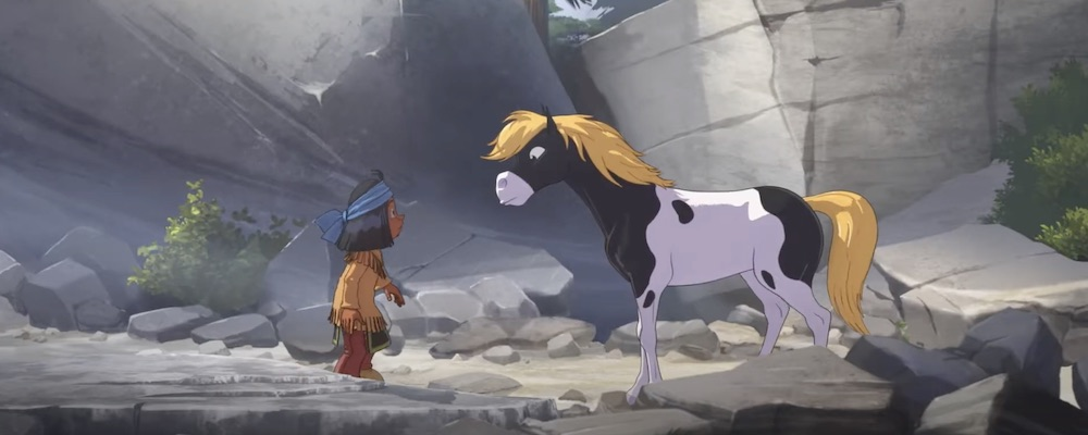 Film Yakari (2020)