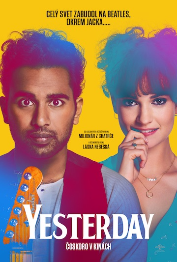 film Yesterday (2019)