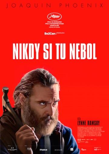 film Nikdy si tu nebol (2017)