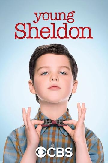 serial Mladý Sheldon (2017)