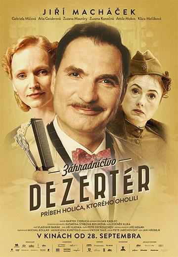 film Záhradníctvo: Dezertér (2017)