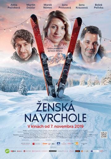 film Ženská na vrchole (2019)