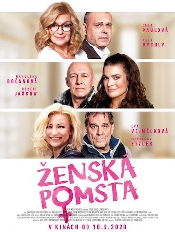 film Ženská pomsta (2020)