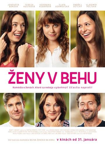 film Ženy v behu (2019)