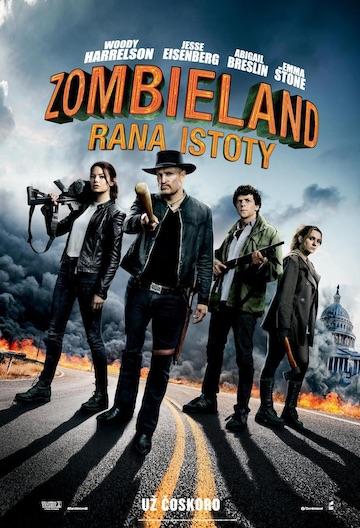 film Zombieland: Rana istoty (2019)