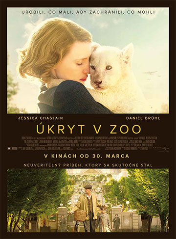 film Úkryt v ZOO (2017)