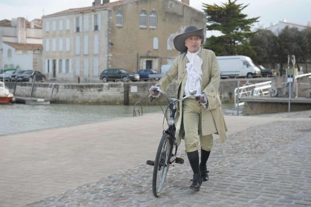 Film S Moliérom na bicykli (2013)