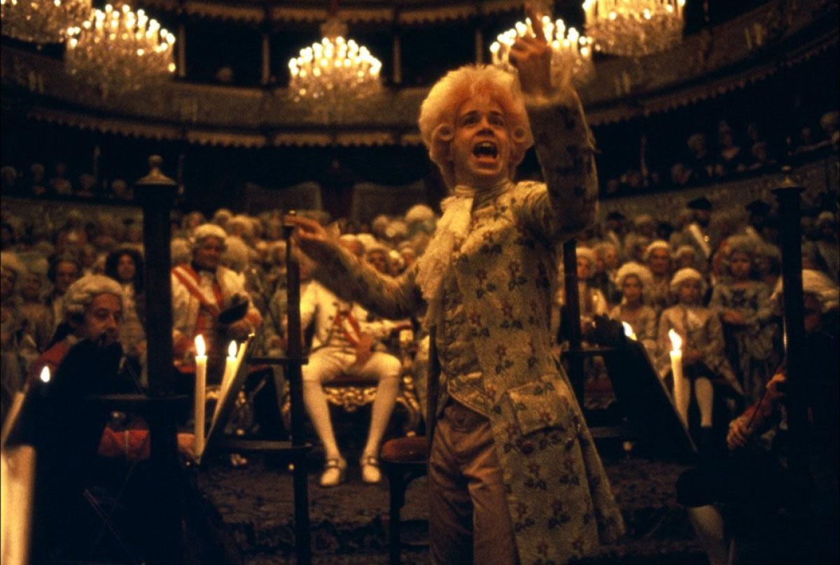 Film Amadeus (1984)