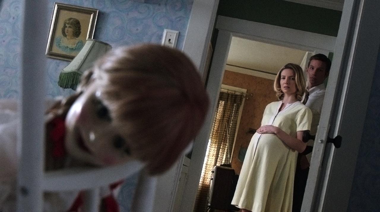 Film Annabelle (2014)