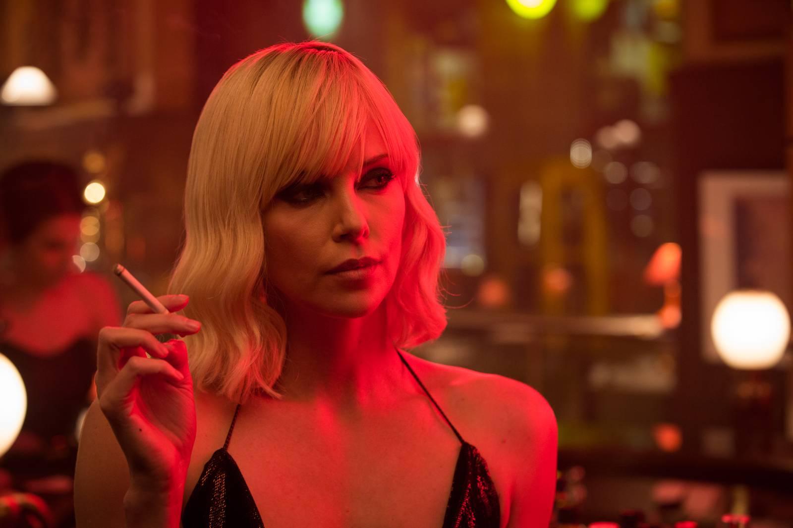 Fotogaléria Atomic Blonde (2017)