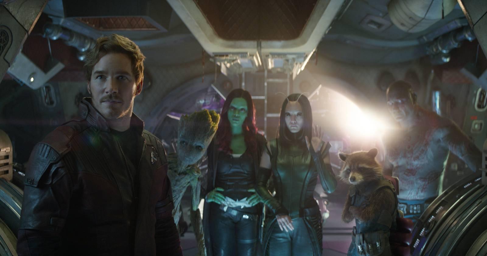 Fotogaléria Avengers: Nekonečná vojna - Časť 1 (2018)