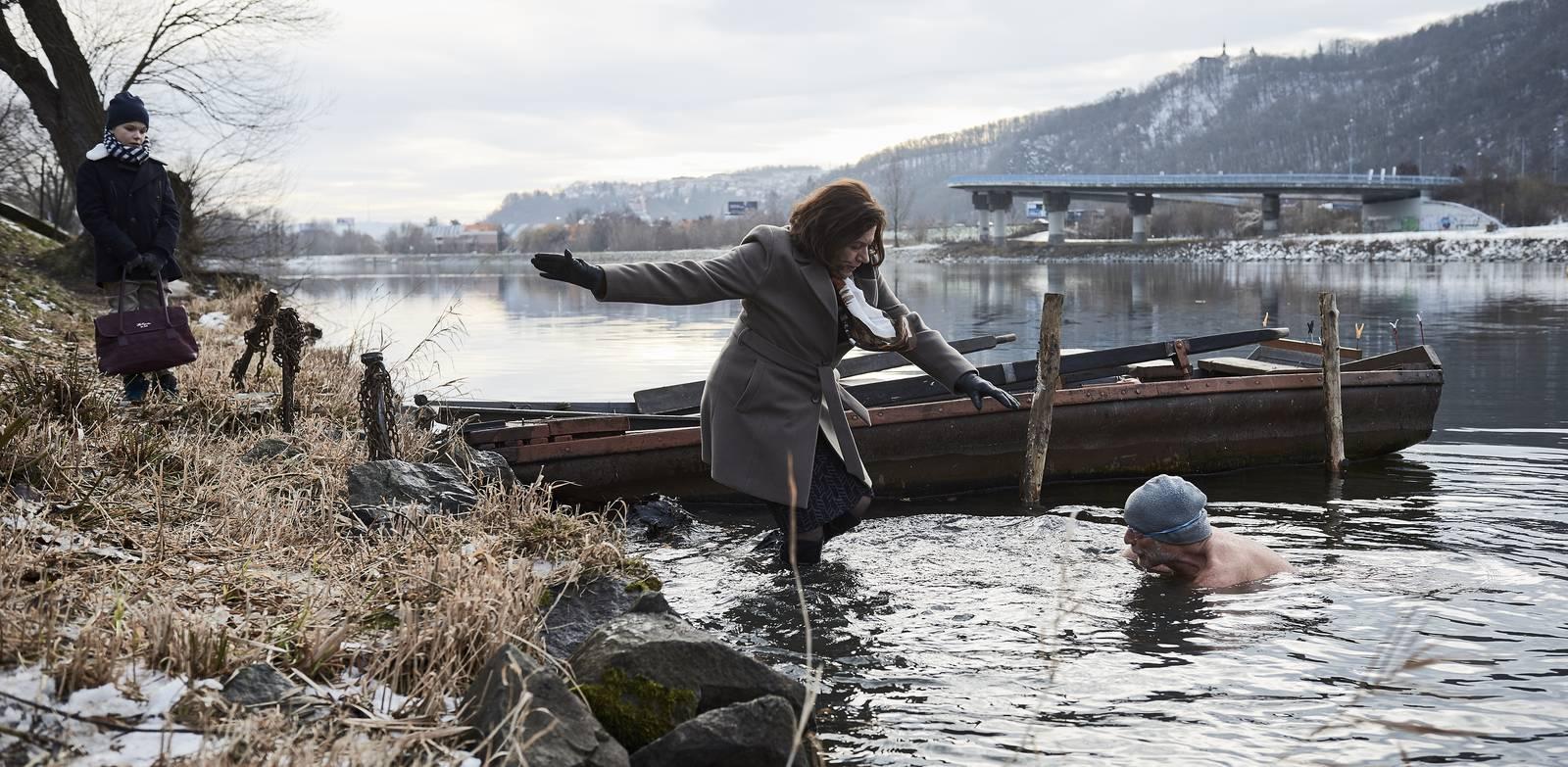 Film Baba z ľadu (2017)