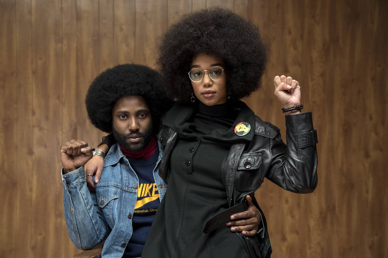 Film BlacKkKlansman (2018)