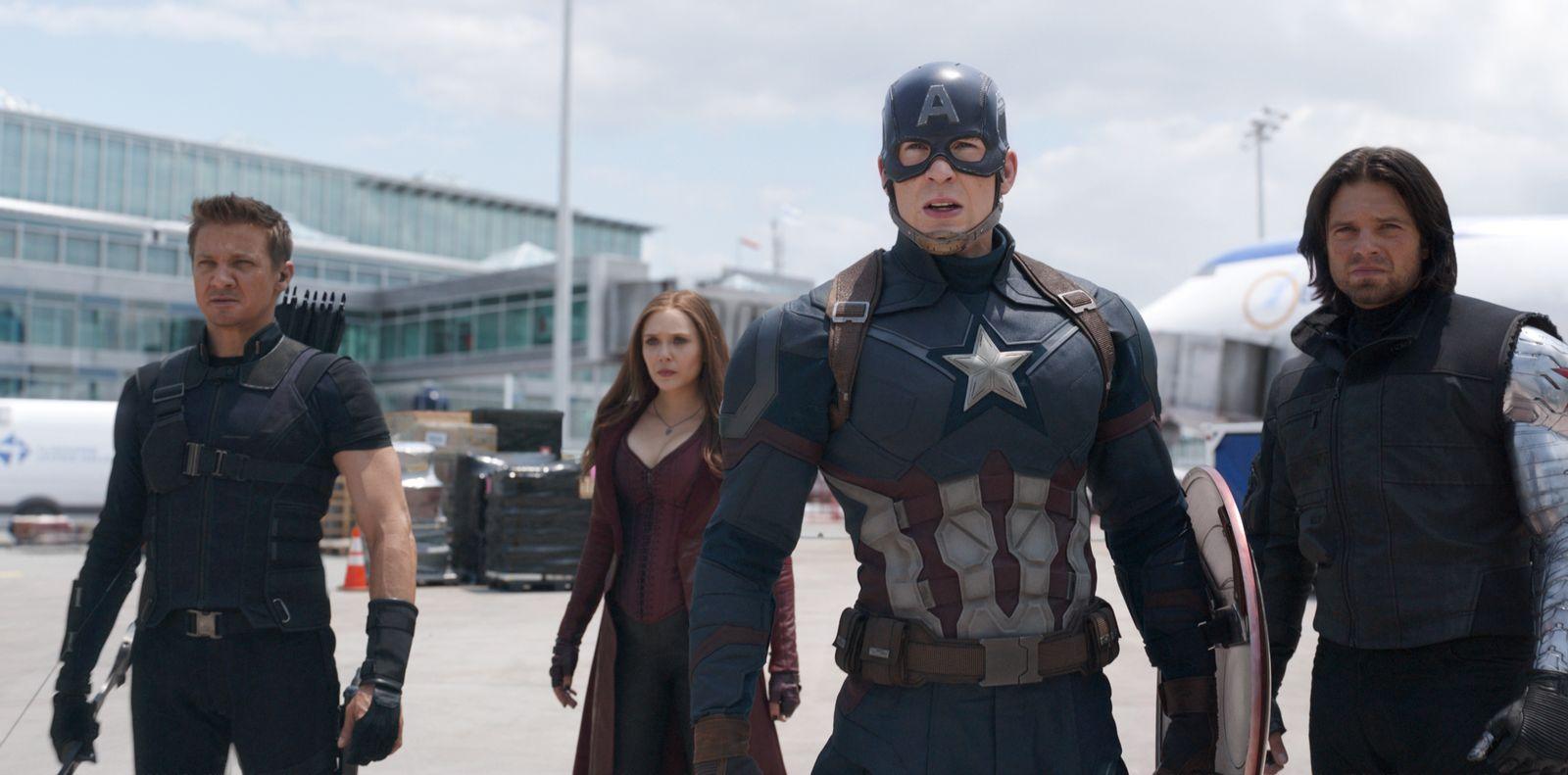 Recenzia filmu Captain America: Občianska vojna