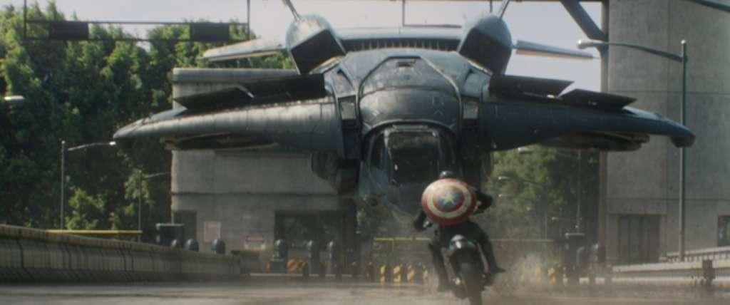 Film Captain America: Zimný vojak (2014)