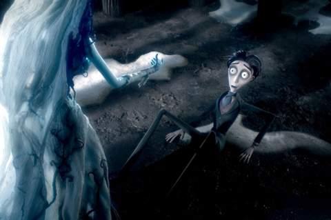Film Mŕtva nevesta Tima Burtona (2005)