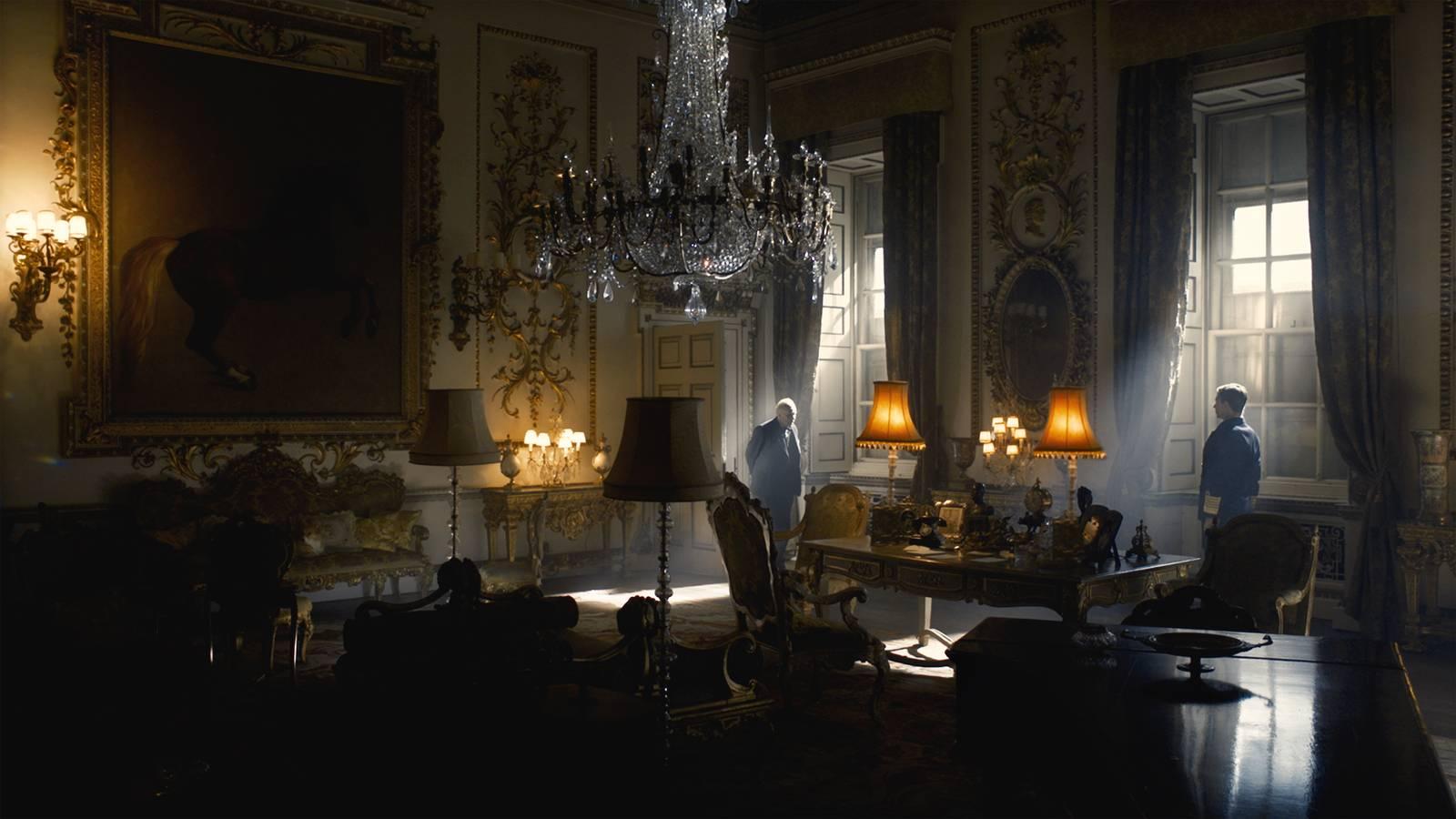 Film Najtemnejšia hodina (2017)