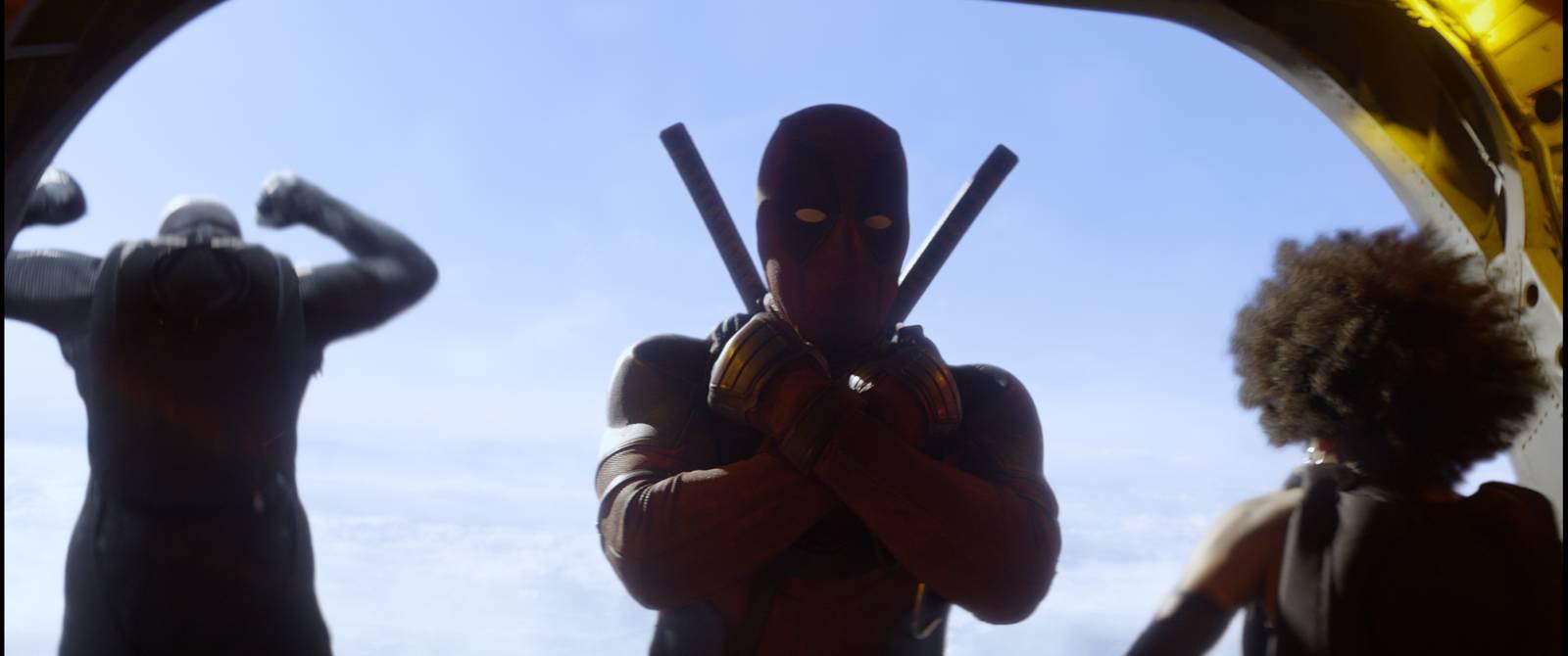 Fotogaléria Deadpool 2 (2017)