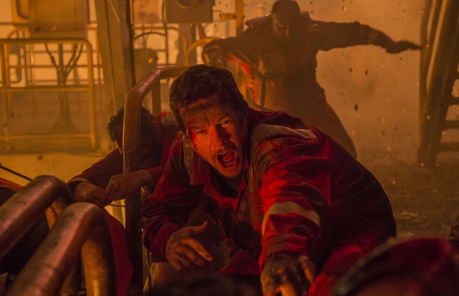 Film Deepwater Horizon: More v plameňoch (2016)