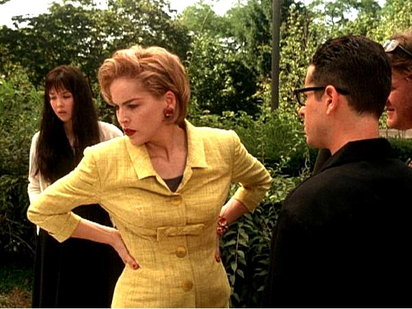 Film Diabolská pasca (1996)