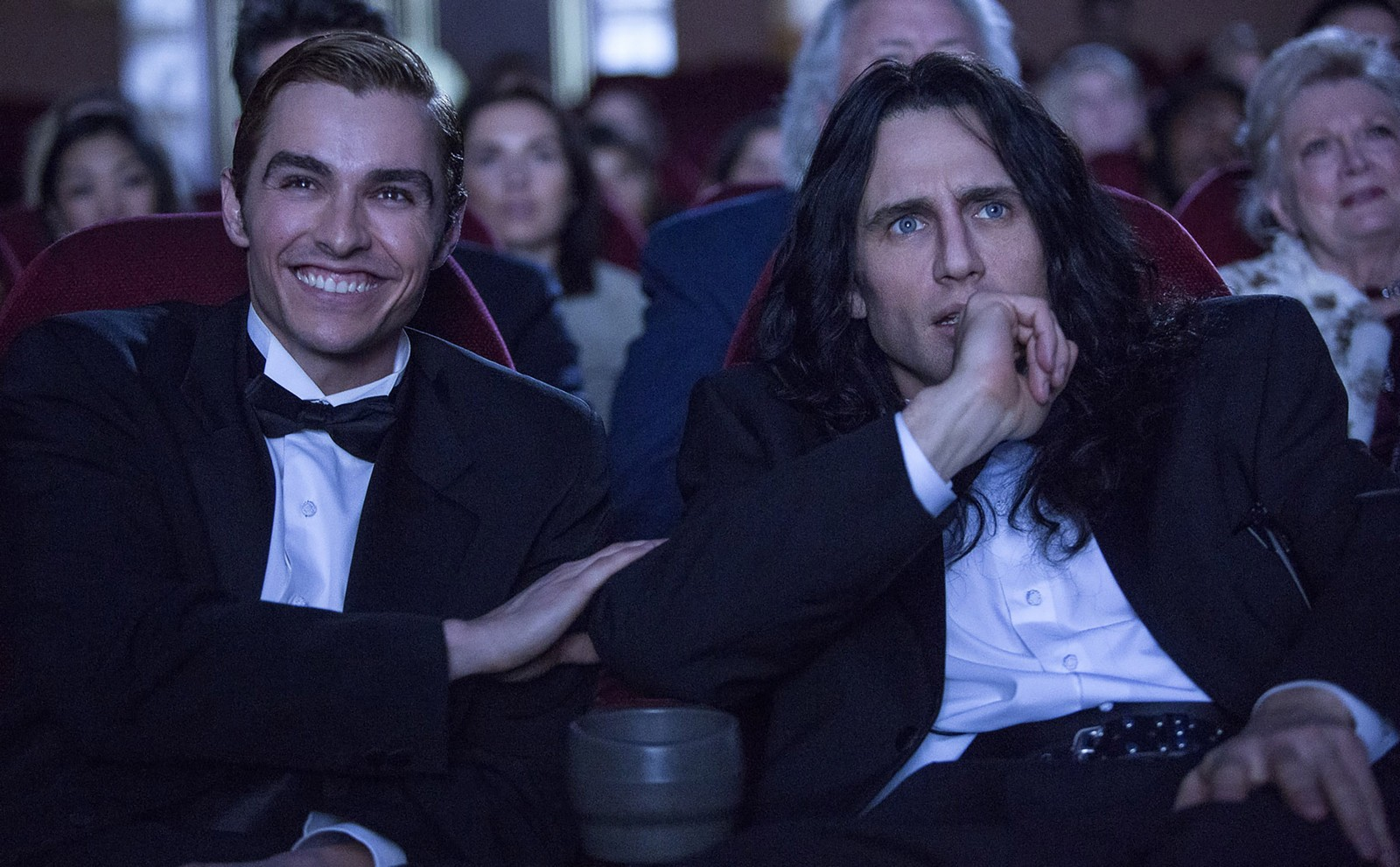 Film Disaster Artist (2017)