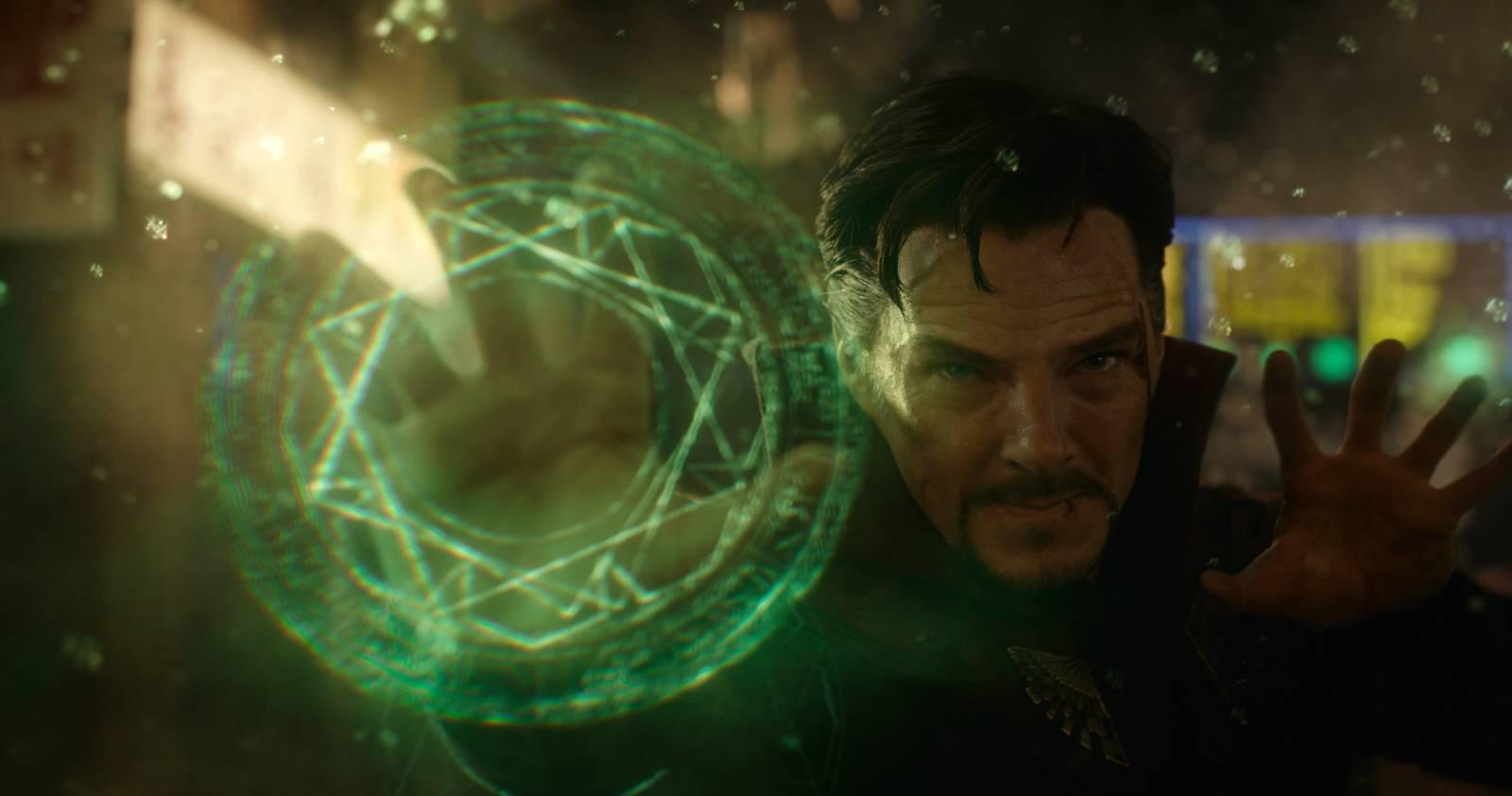 Film Doctor Strange (2016)