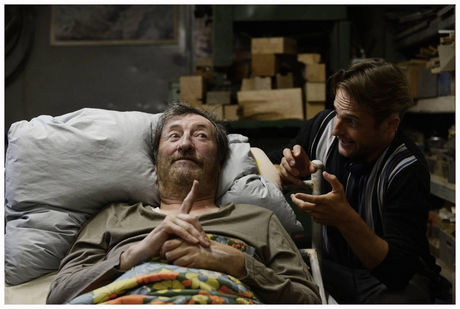 Film Domácí péče (2015)