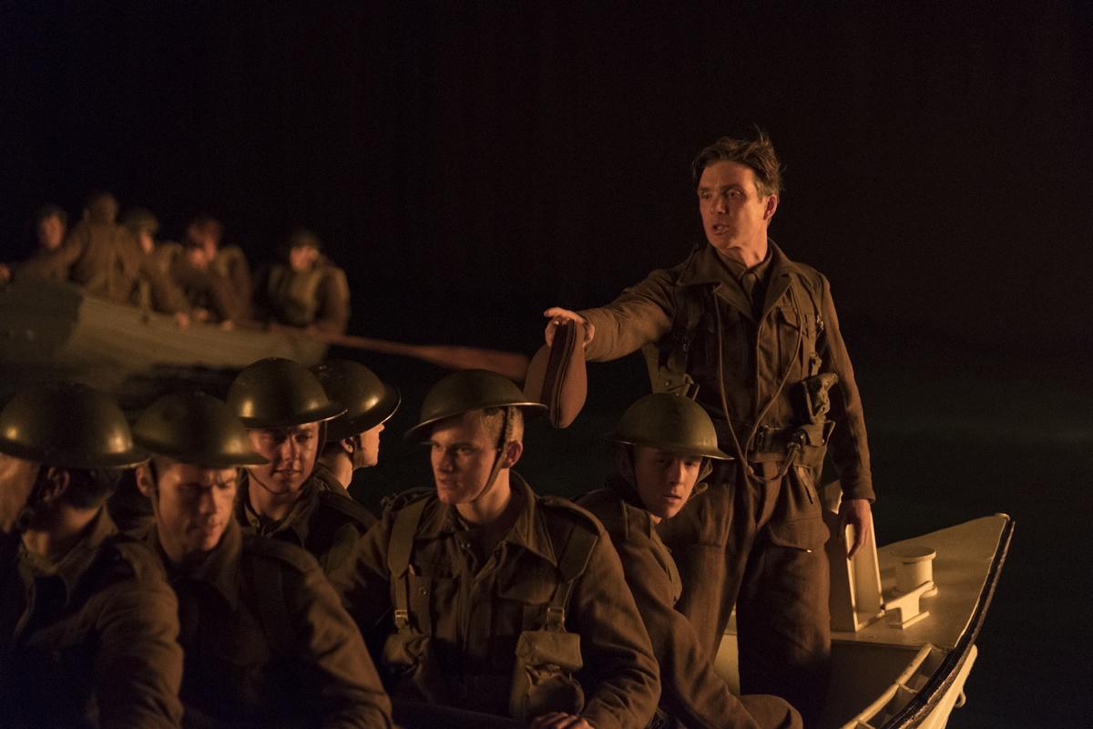 Fotogaléria Dunkirk (2017)