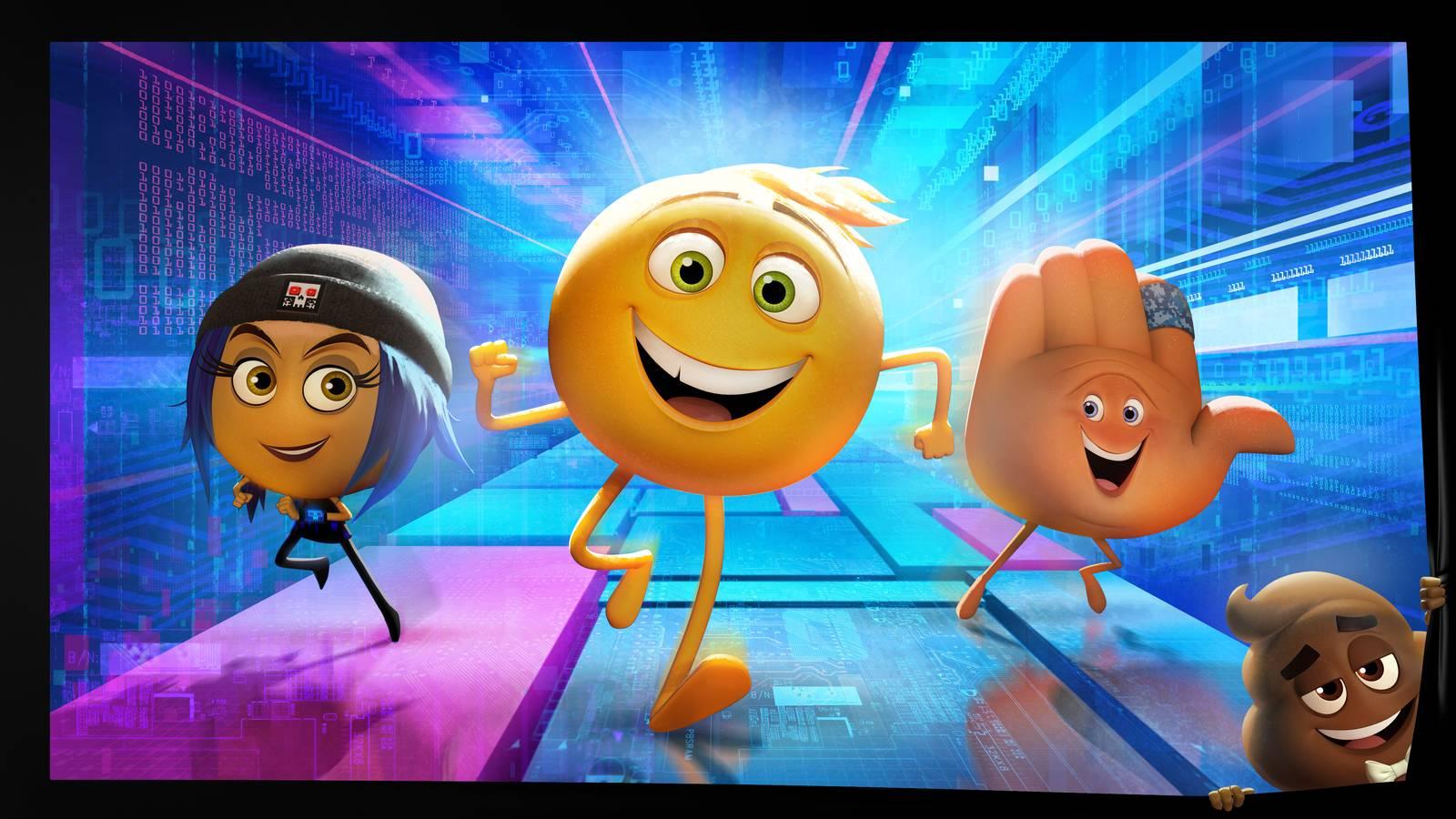 Film Emoji Film (2017)