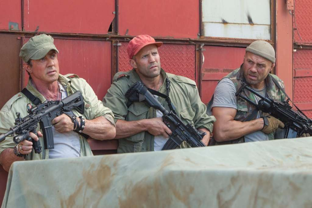 Film Expendables 3 (2014)