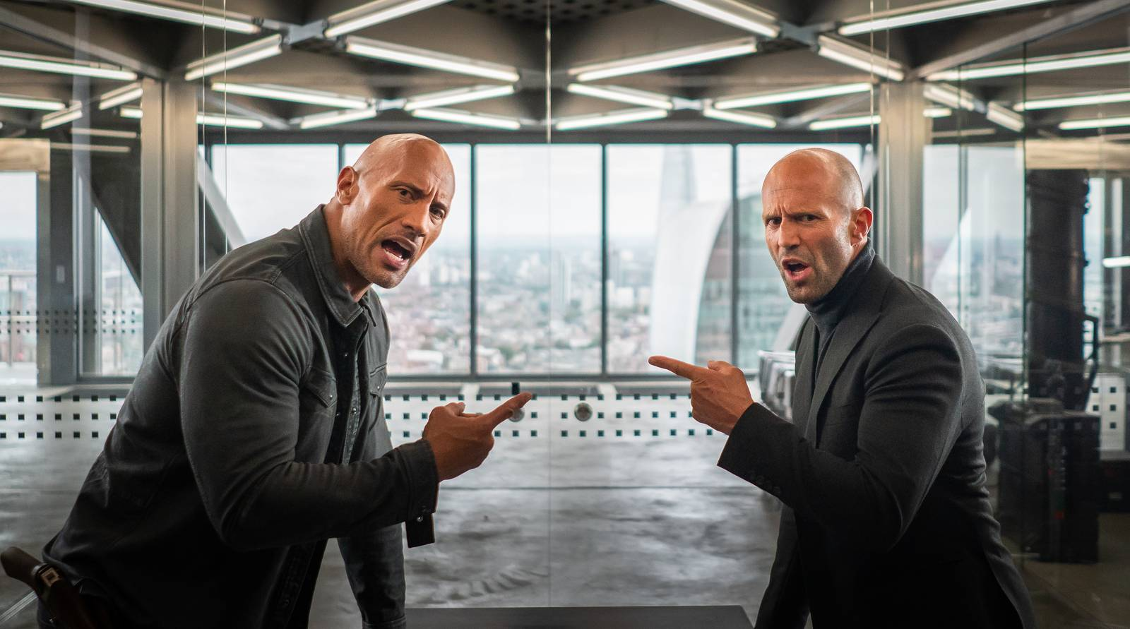 Film Rýchlo a zbesilo: Hobbs a Shaw (2019)