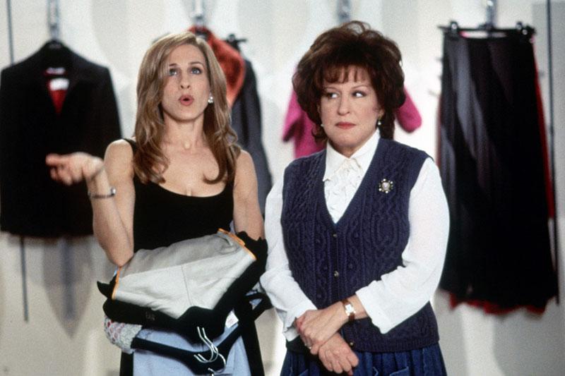 Film Klub odložených žien (1996)