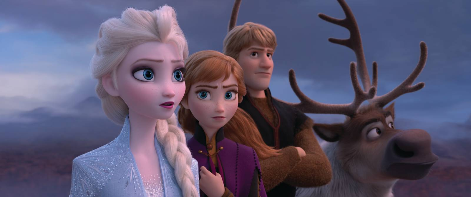 Film Ľadové kráľovstvo 2 (2019)