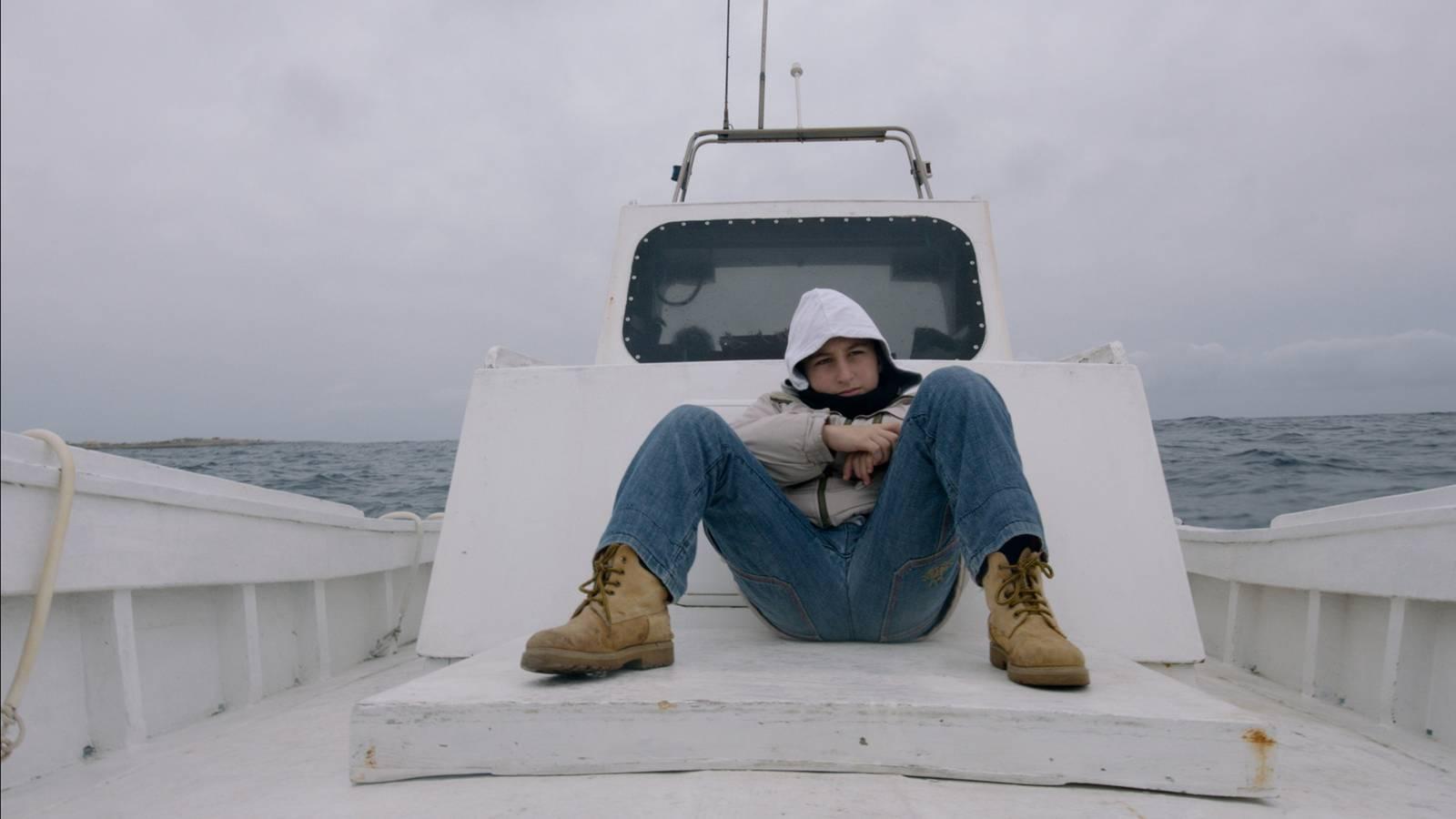 Film Oheň na mori (2016)