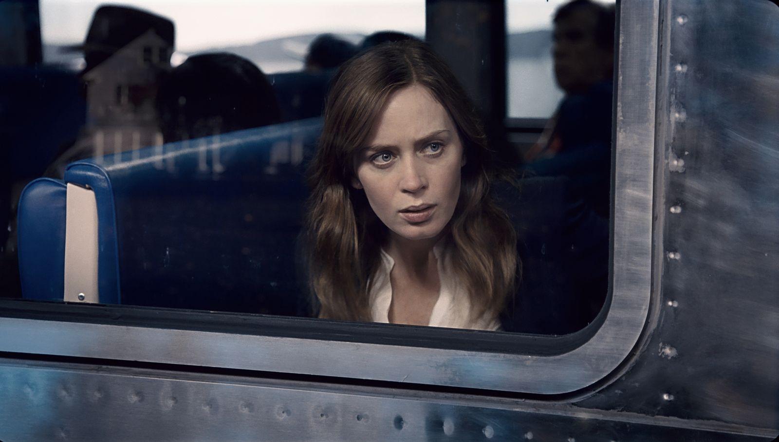 Film Dievča vo vlaku (2016)