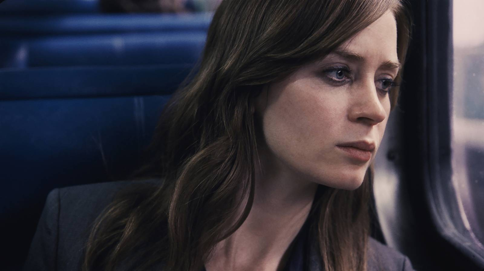 Fotogaléria Dievča vo vlaku (2016)