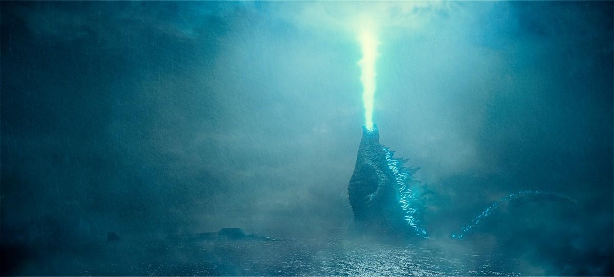 Film Godzilla II: Kráľ monštier (2019)