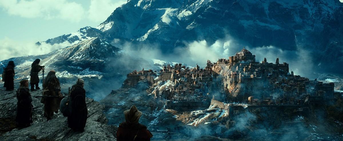 Film Hobit: Smaugova pustatina (2013)