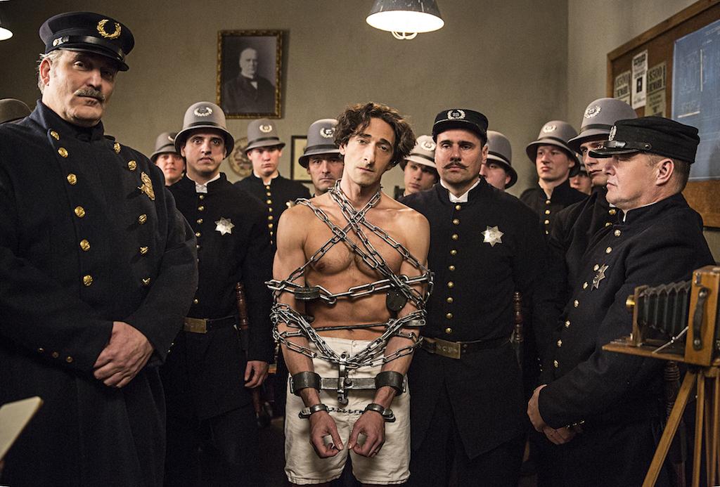 TV seriál Houdini (2014)