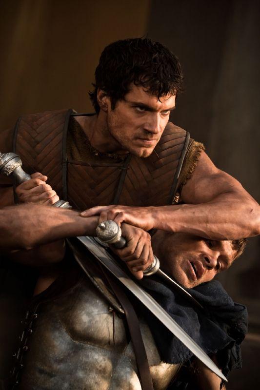 Film Vojna bohov (2011)