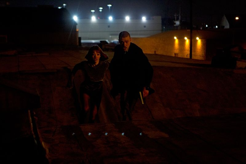 Film Vymedzený čas (2011)