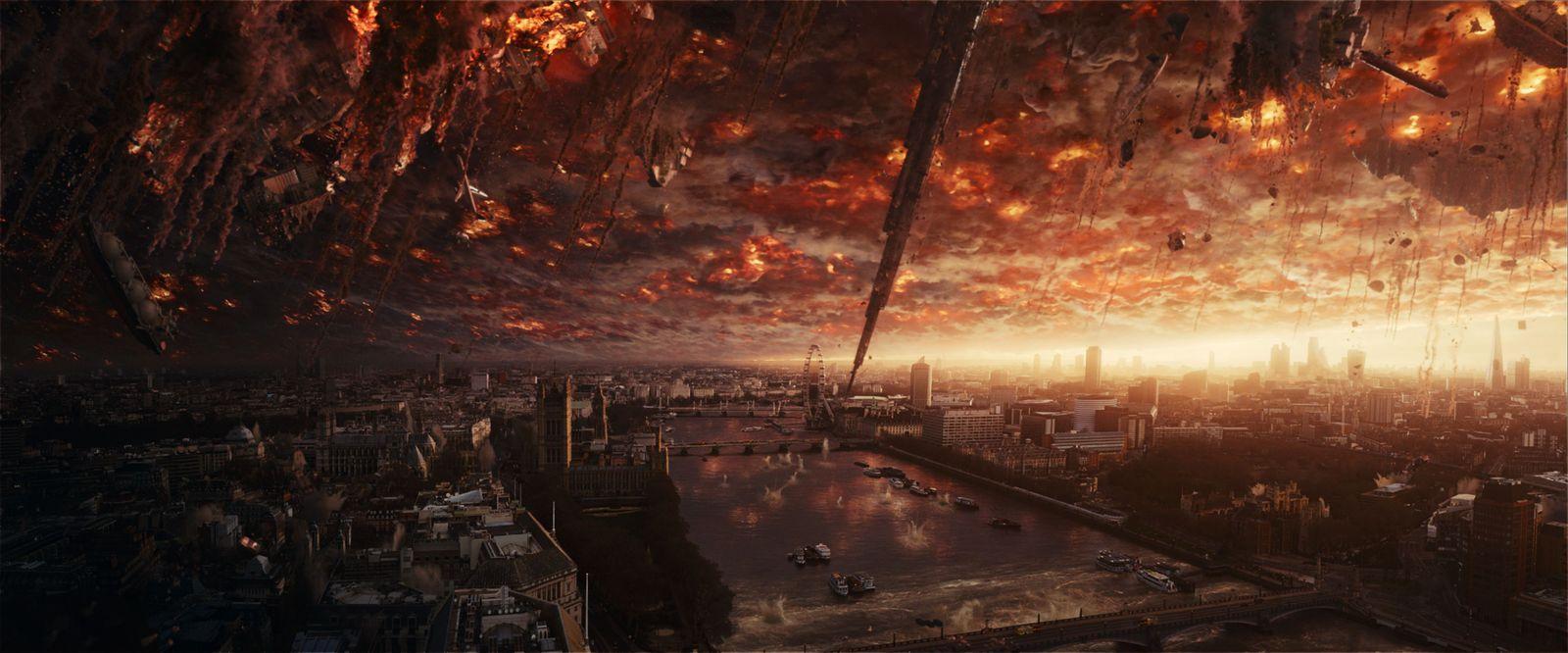Film Deň nezávislosti: Nový útok (2016)