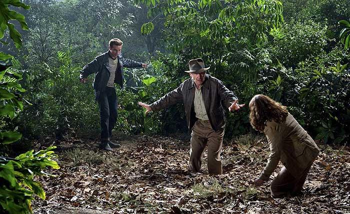Film Indiana Jones a kráľovstvo krištáľovej lebky (2008)